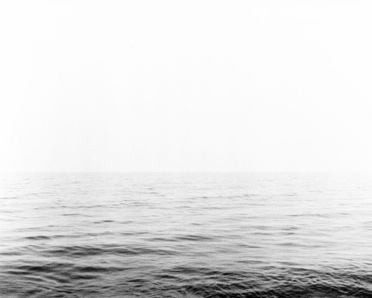 Calm lake Michigan hard March c - junwin | ello