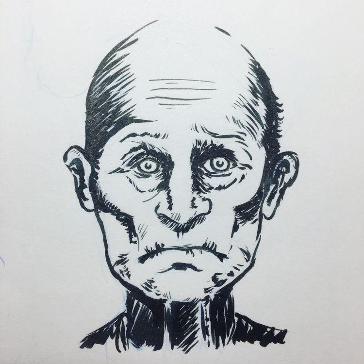 5 years - drawing, instadraw, drawdrawdraw - donorbrain | ello