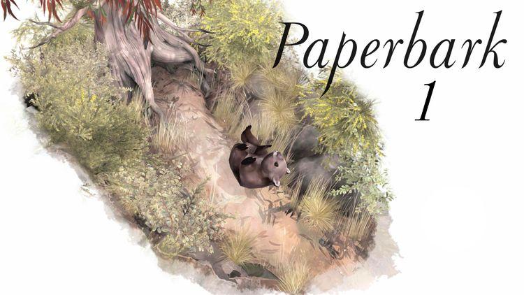 :arrow_forward:︎ - paperbark, wombat - derleu | ello