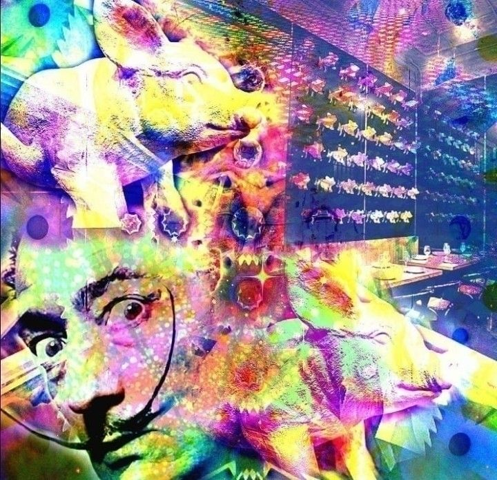 Epilepsy March 2017 Digital Pai - yahilxolotldigitalart | ello