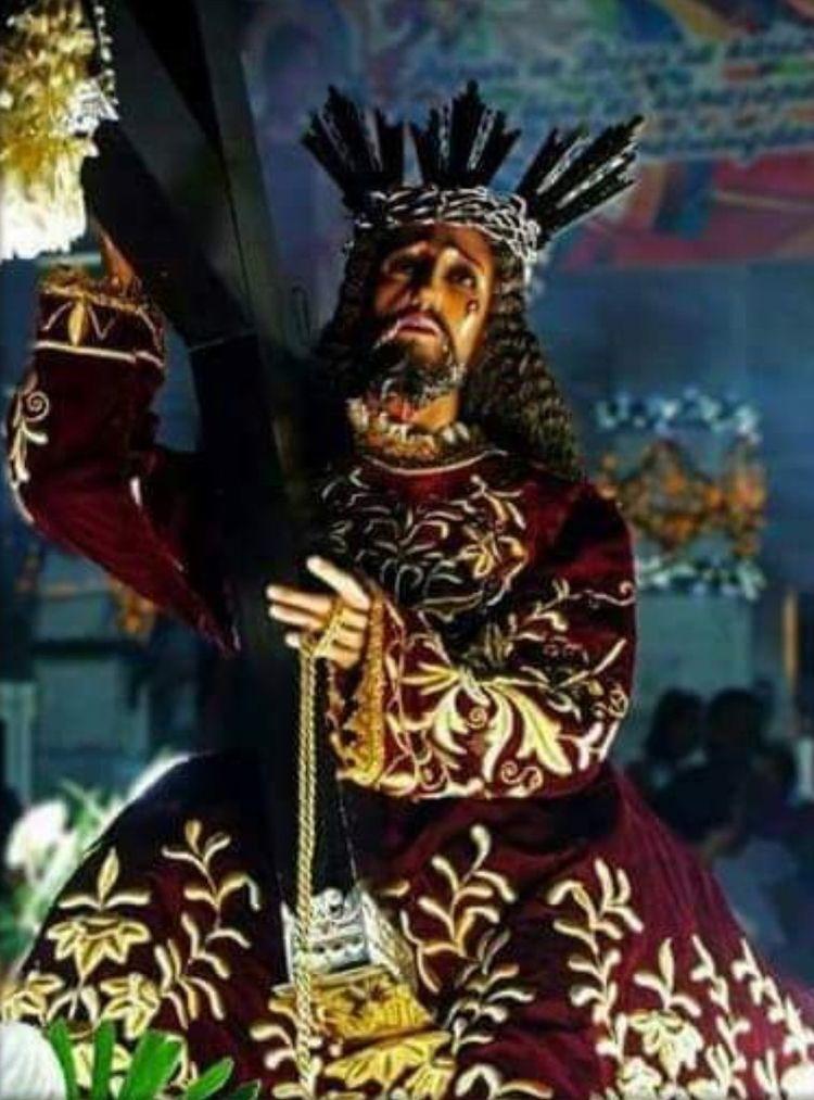 Blessed Feast Black Nazarene Je - vicsimon   ello