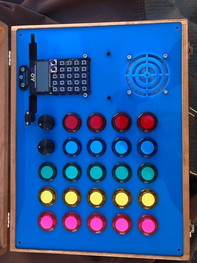 John Park cool interface Pocket - frauenfelder | ello