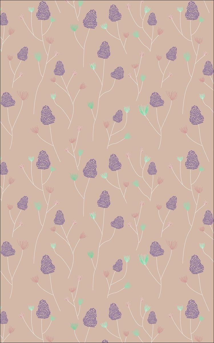 Designing prints! illustration - blaurina | ello