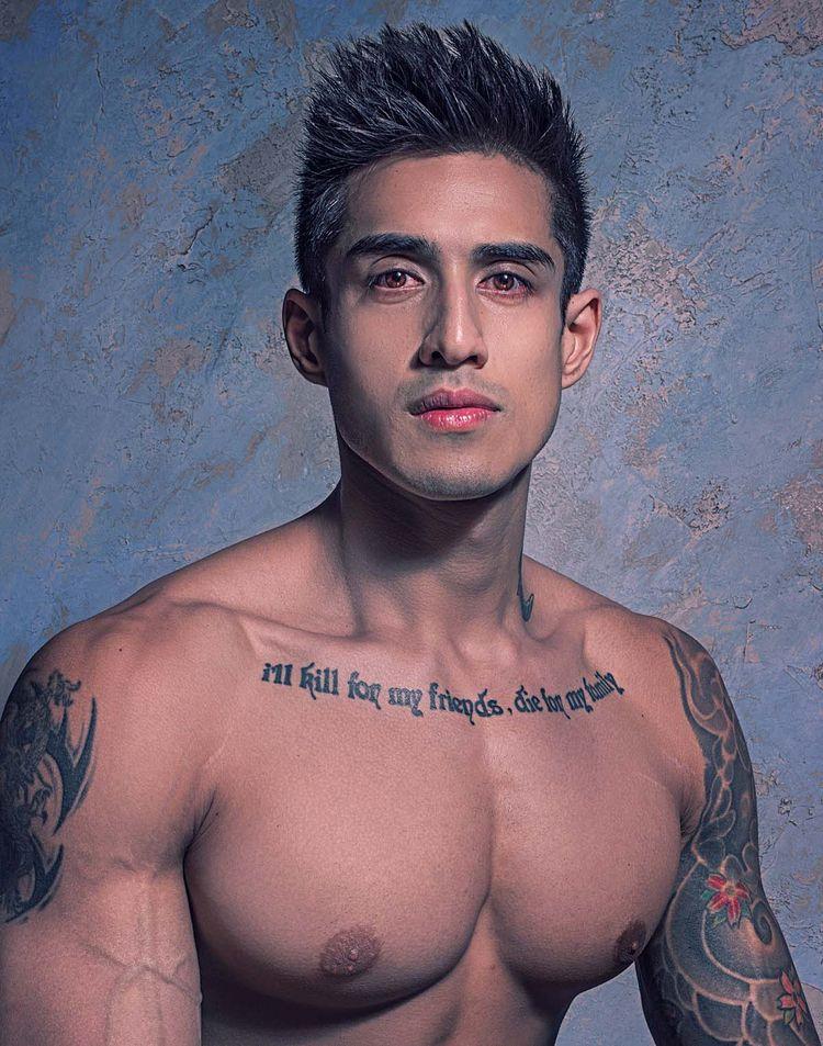 Portrait Young Indian Man Troy  - troyschooneman | ello