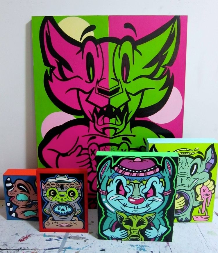 Assorted flavours!!!! MONSTERTO - andydass | ello