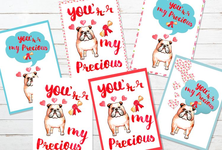 rrrr precious day cards - valentinesday - nekotangerine | ello