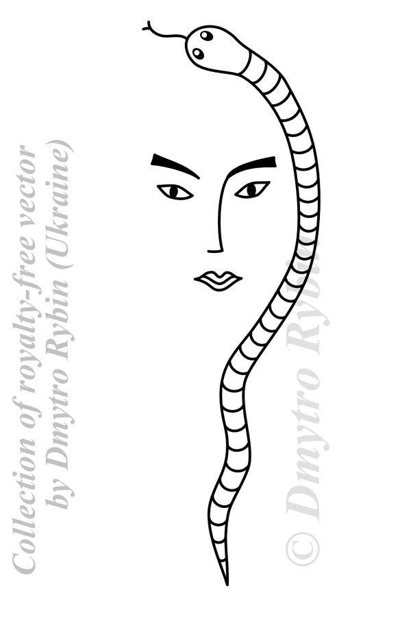 Minimalistic portrait - girl, woman - dmytroua | ello
