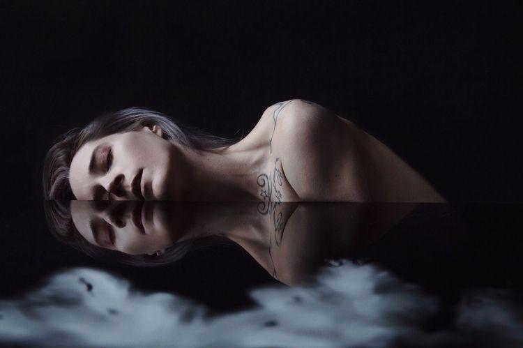 World Beneath, Hard-Surfaced Ab - darkbeautymag | ello
