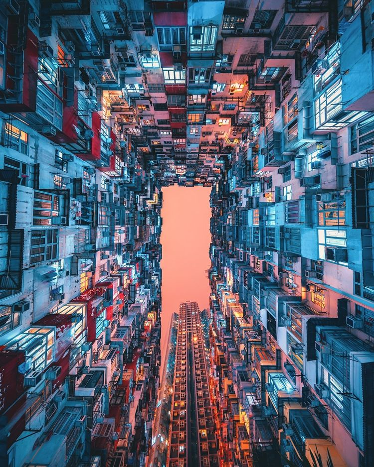 Magical Urban Architecture Phot - photogrist | ello