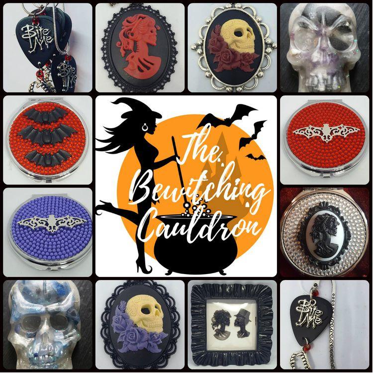 Goth Gifts Valentine Bewitching - roxannerhoads | ello