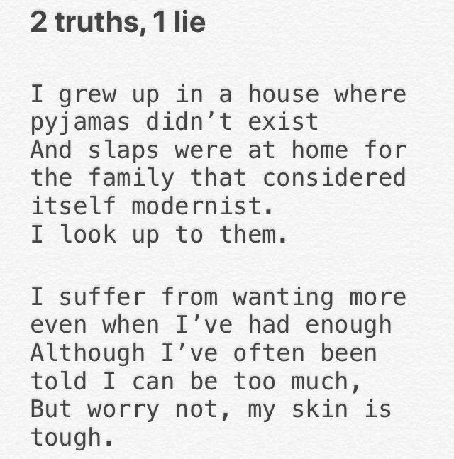 poem wrote Popshot Magazine num - mirunapotop | ello