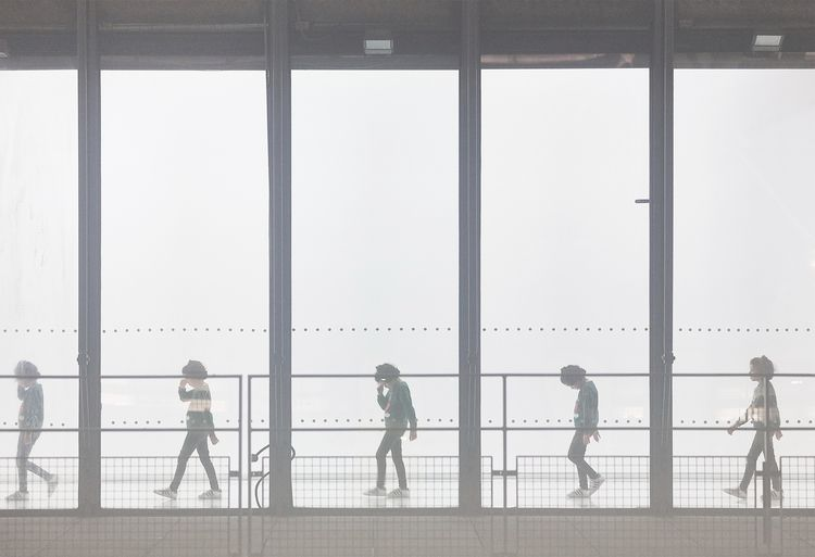 Tempus - Center, Georges, Pompidou - synthview | ello