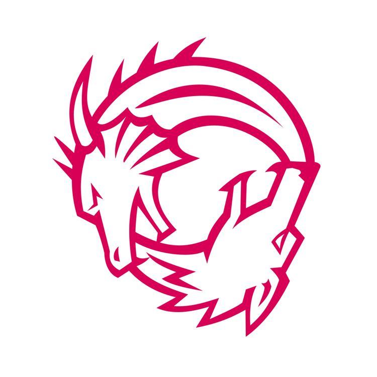 Yin Yang Dragon Wolf Icon - YinYang - patrimonio | ello