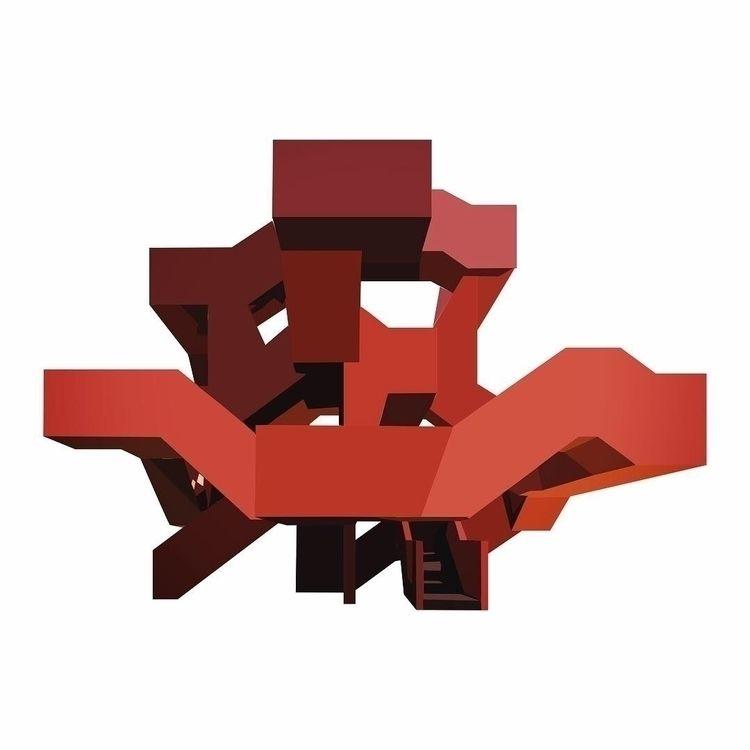 10Cal Tower Supermachine Studio - sophieillustration | ello