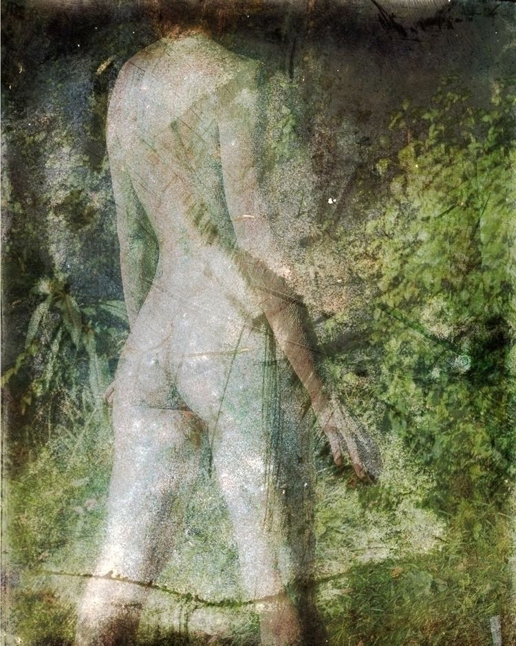 Femmes sauvages - calotype, photoplasticienne - martialverdier | ello