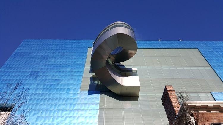 Spiral staircase Art Gallery On - koutayba | ello