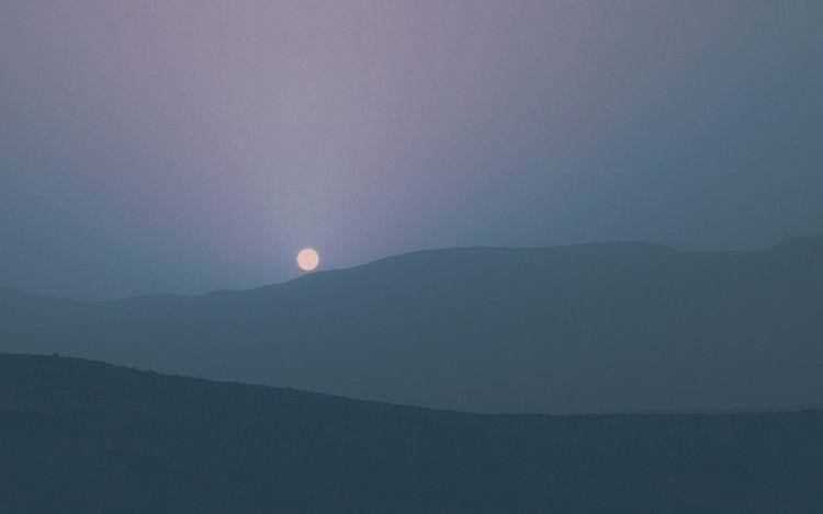 Martian Sunset - Mars, Space - unlimitedrec | ello