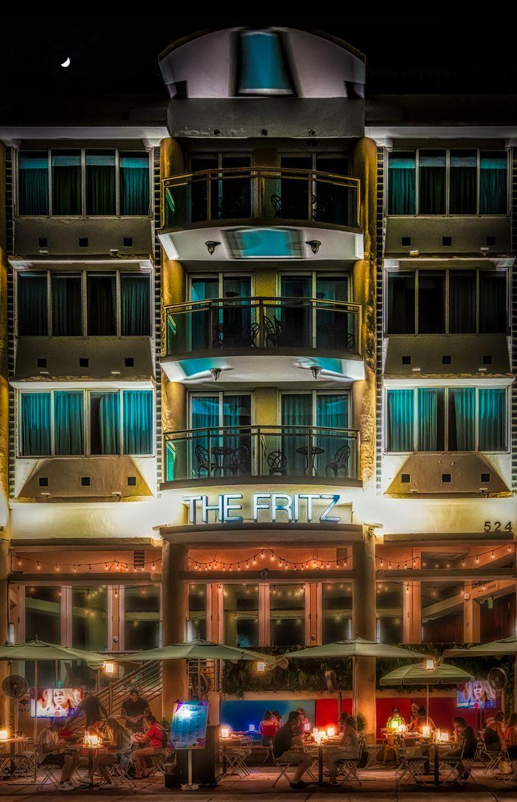Ocean Drive Miami Beach Monday  - rickschwartz | ello