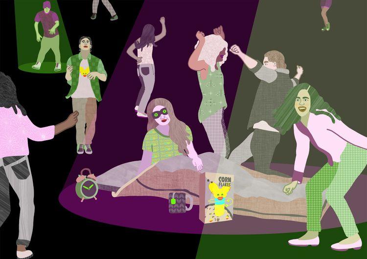 Submitted Ello Artist Invite: D - ellis__d | ello