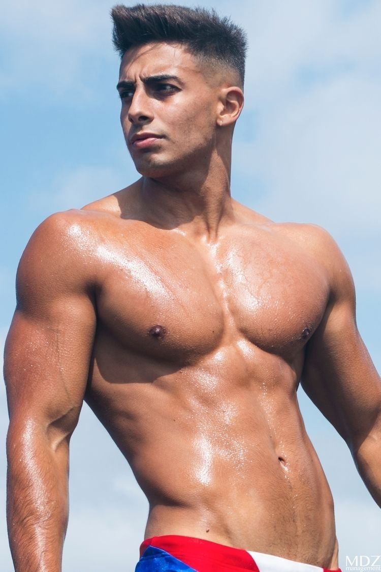 Jonay - male, model, shirtless, torso - mdzmanagement | ello