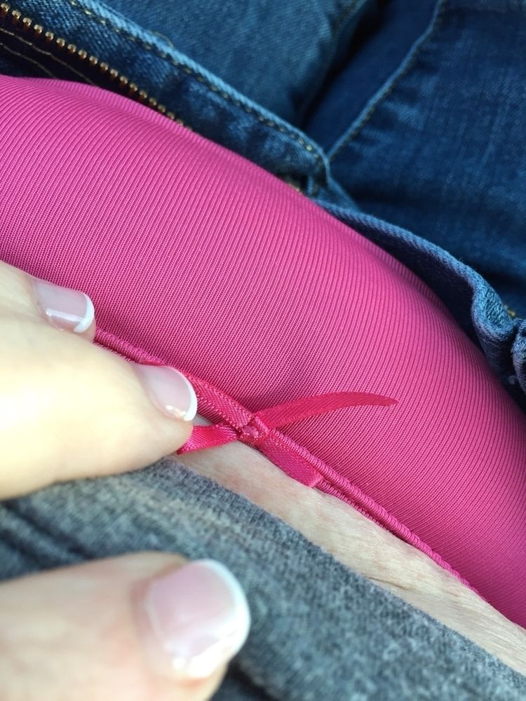 pink bow - panties, luckypair - luckypair | ello