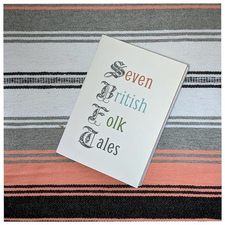 Launched 5th zine: British Folk - emilynettie | ello