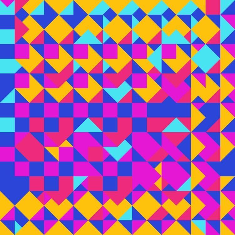Geometric Shapes / 190118 - sasj | ello