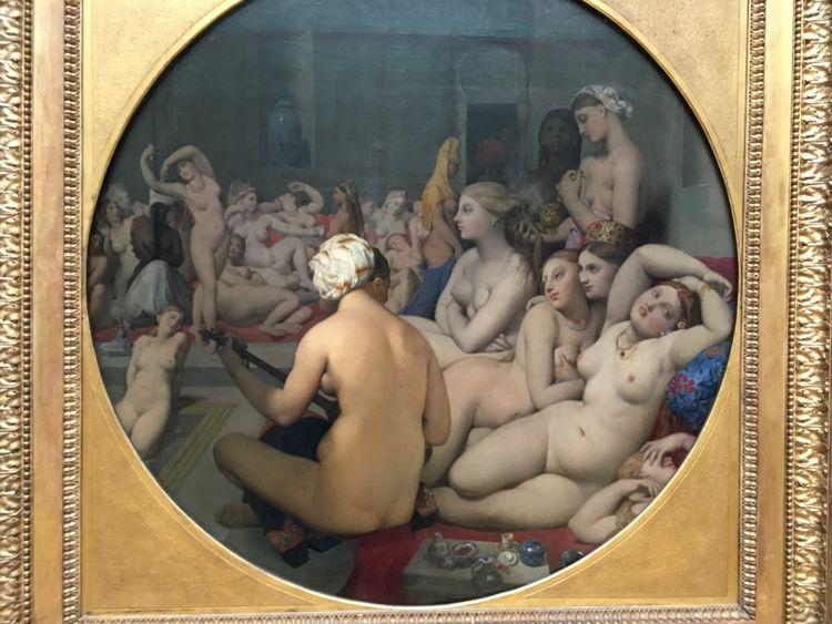El baño turco, Turkish Bath. (1 - emilianovolpi   ello