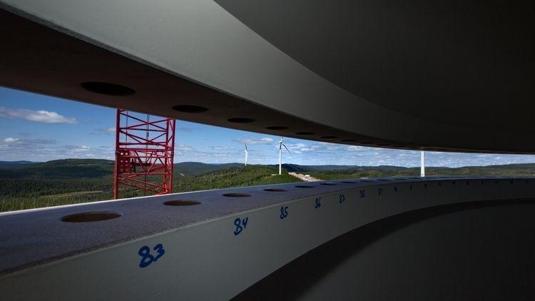 wind, construction, renewable - cleanenergyphoto | ello