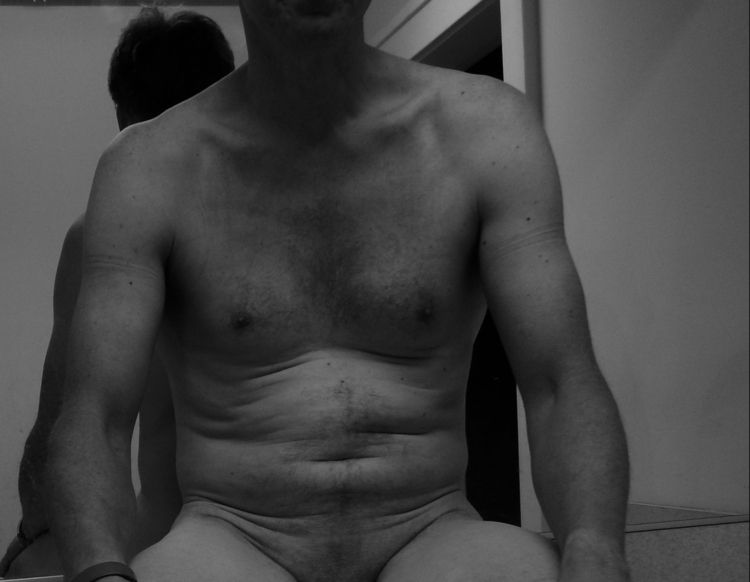 Lines. Morning - Blackandwhite, nudesandpositivity - redline97 | ello