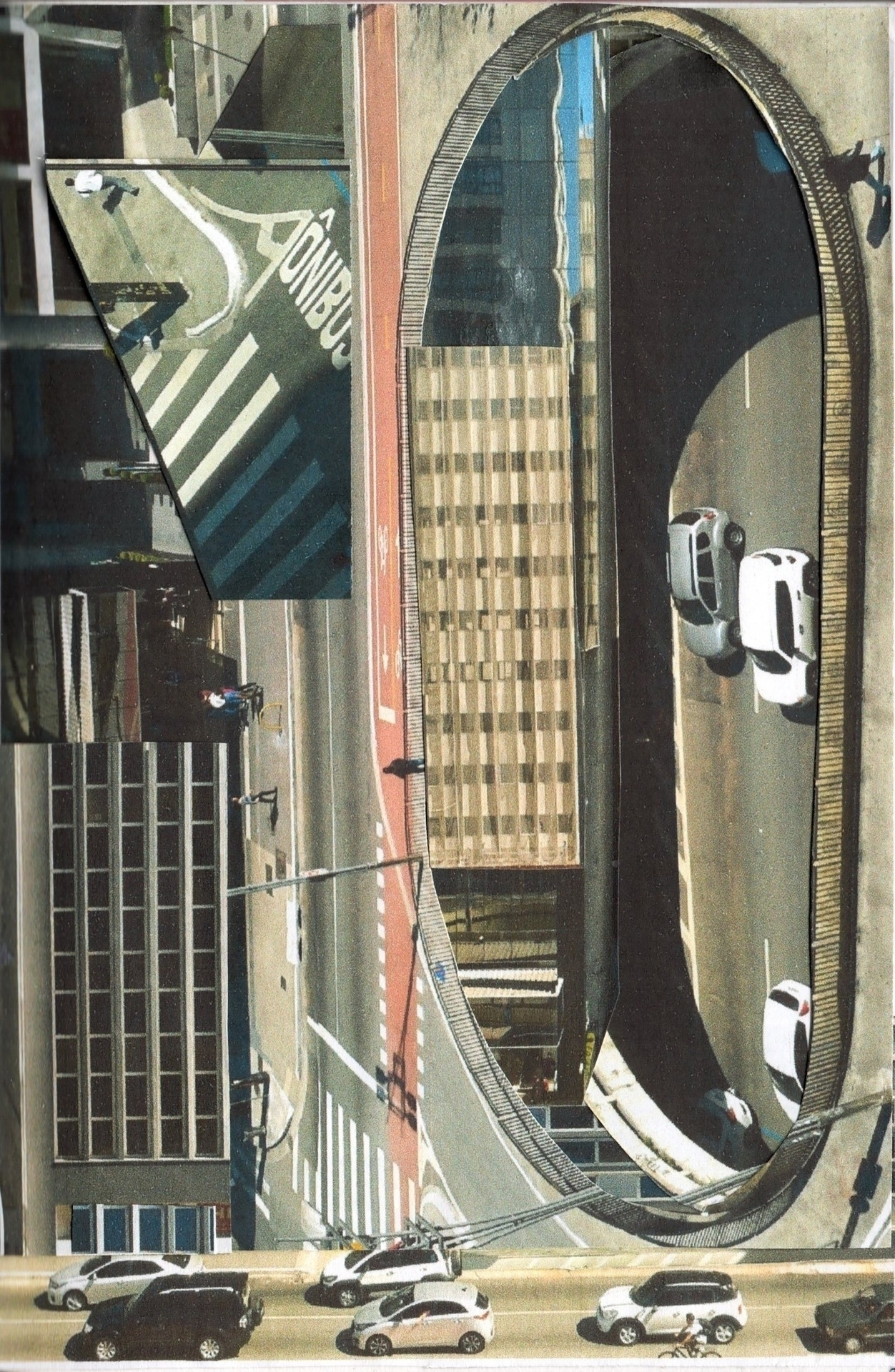 São Paulo - 13:18 - analogcollage - franalvez | ello