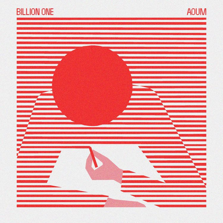 BILLION AOUM / Cover Artwork up - sebastiankoenig | ello