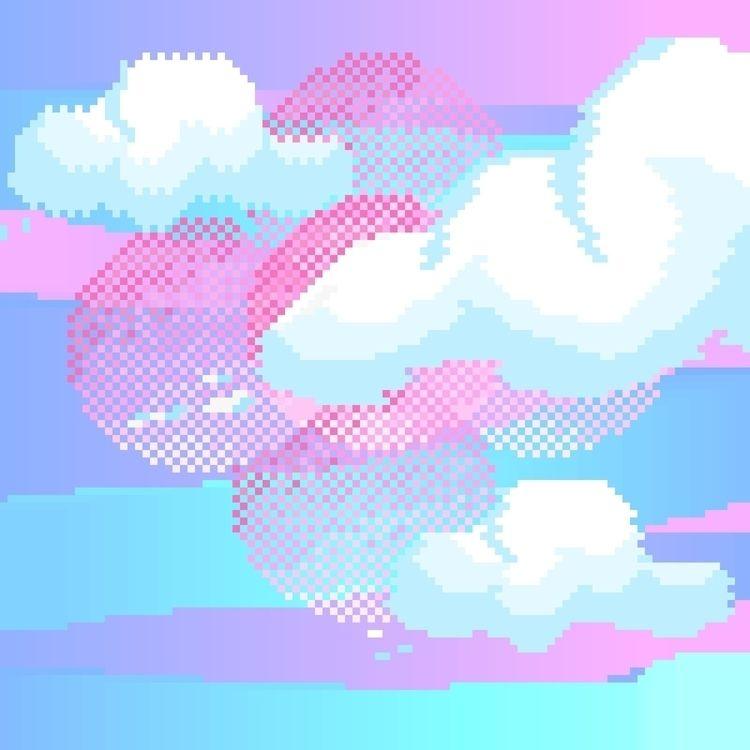 pixel art | freedom -Illustrato - chihipso | ello