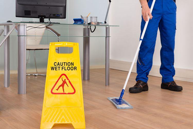 Hire Janitorial Services Compan - akbuildingservices   ello
