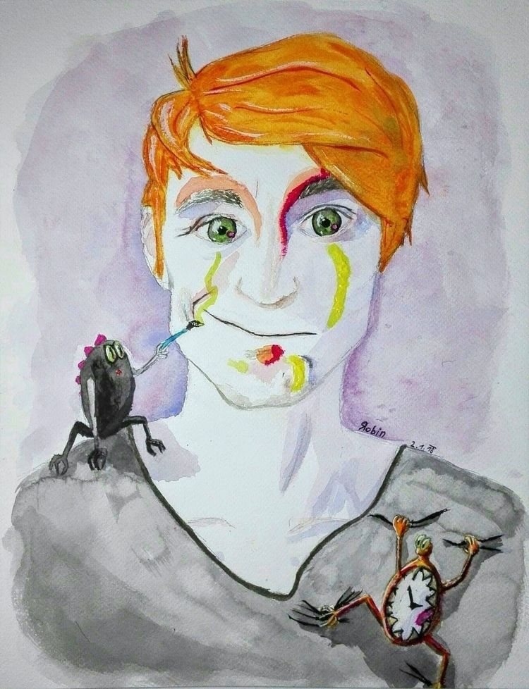 Portrait 2018' Robin Koppenstei - movingrobin   ello