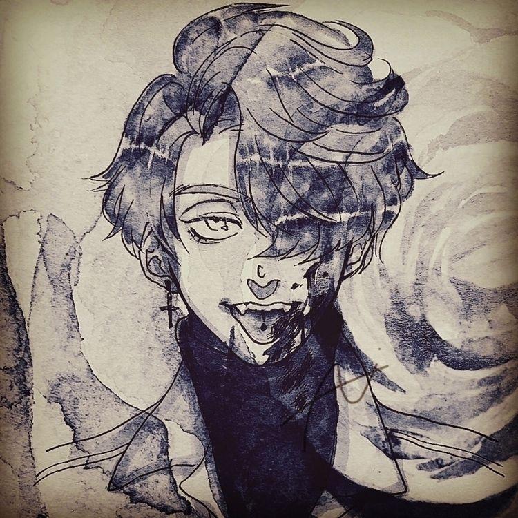 draw, drawing, arte, art, illustration - ninacaty | ello
