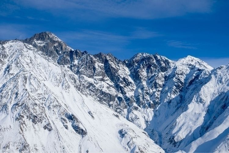 Mount Kuro (4071m), Georgia 201 - tatao | ello