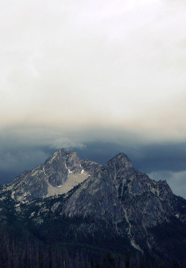 idaho, mountains, nature, landscape - legendsofdirt | ello