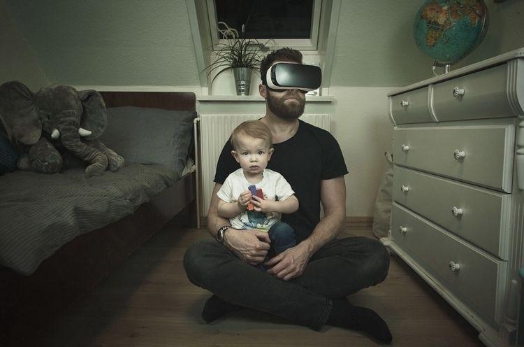 """Virtual Reality Check: Dad"" –  - darkbeautymag   ello"