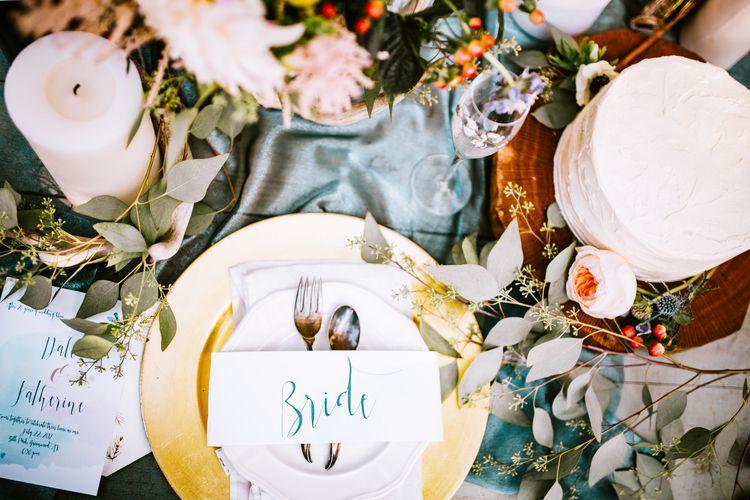 Stylized Wedding Card invitatio - oliviabaker91 | ello