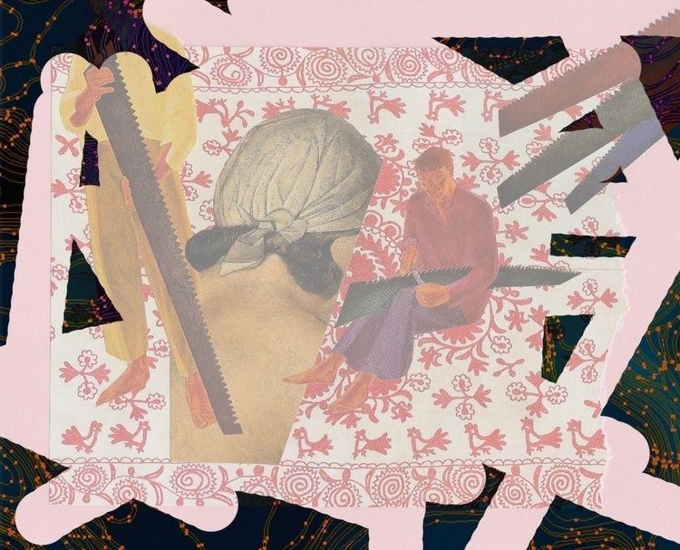 collage, paper, love, sharp, mood - verawhois | ello