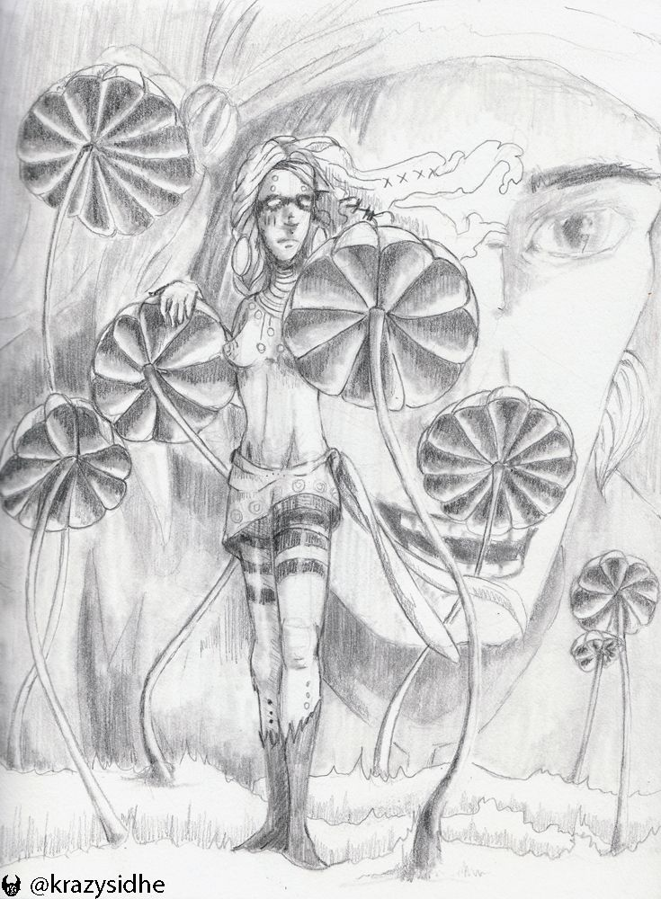 mushroom pirates hunt exotic fr - krazysidhe | ello