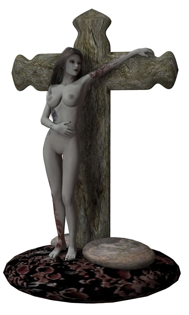 Vampiregirl 01 - 3d, 3d_art, art - thor3d | ello