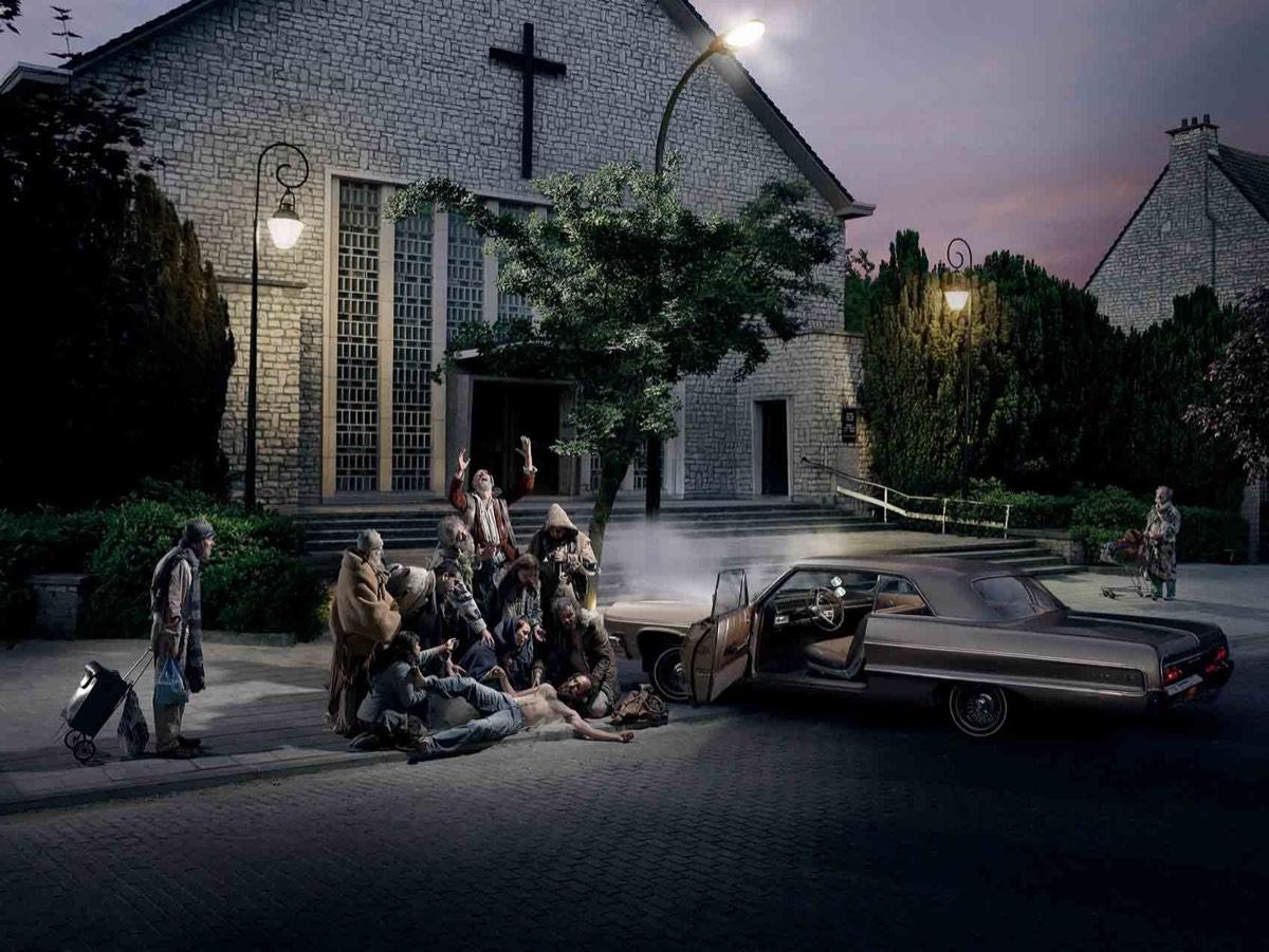 Geert de Taeye, Surrealism phot - bintphotobooks | ello