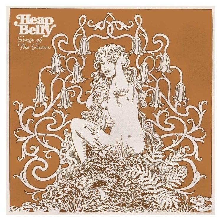 illustration band Heap Belly - ja_kosmos | ello