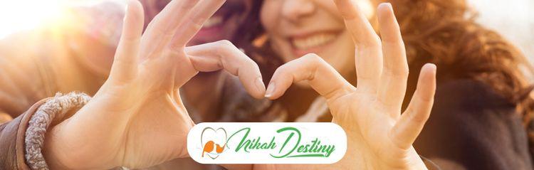 Nikah Destiny find match. FREE  - nikahdestiny | ello