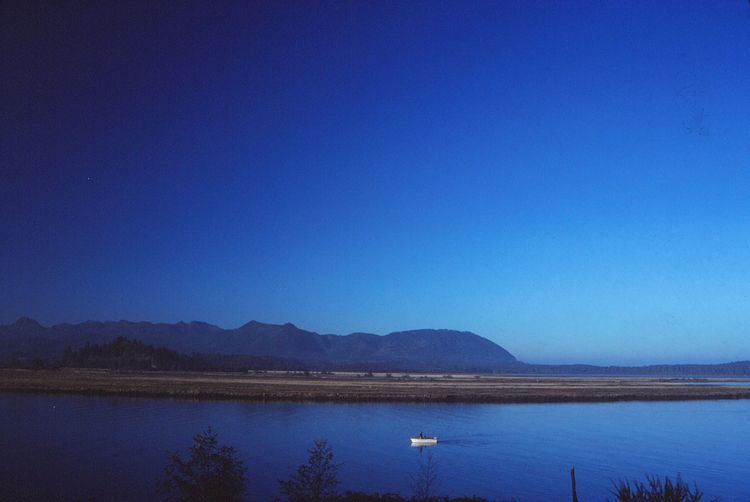 Dawn, Washington State. Reprodu - -mac   ello