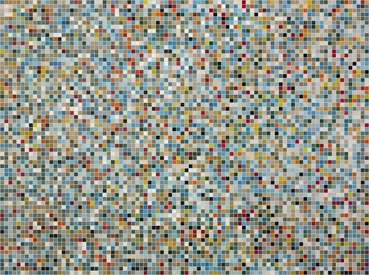 Square Mosaic Tile Pattern, Vec - sean-fleming | ello
