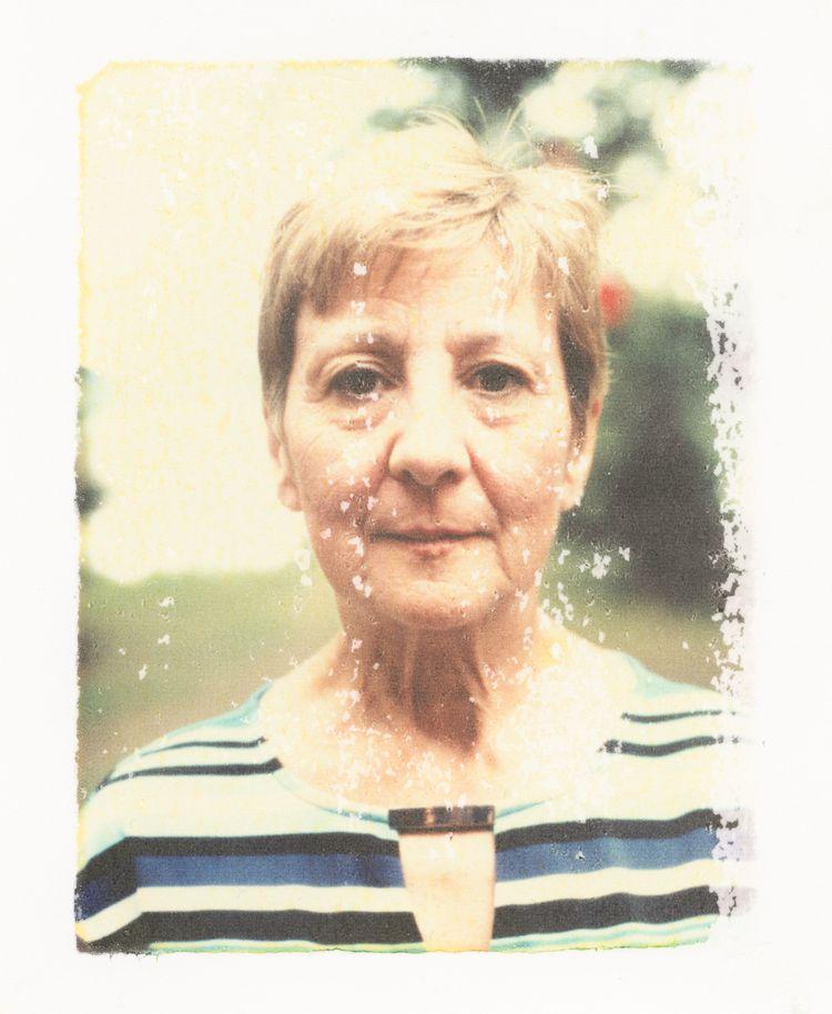 aunt Candy, Olympian. Polaroid  - callanfield | ello