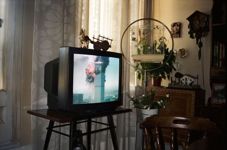 9/11 live television Barcelona - thinkoutsidethebox | ello